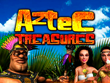 Aztec Treasures 3D в азартных автоматах онлайн казино